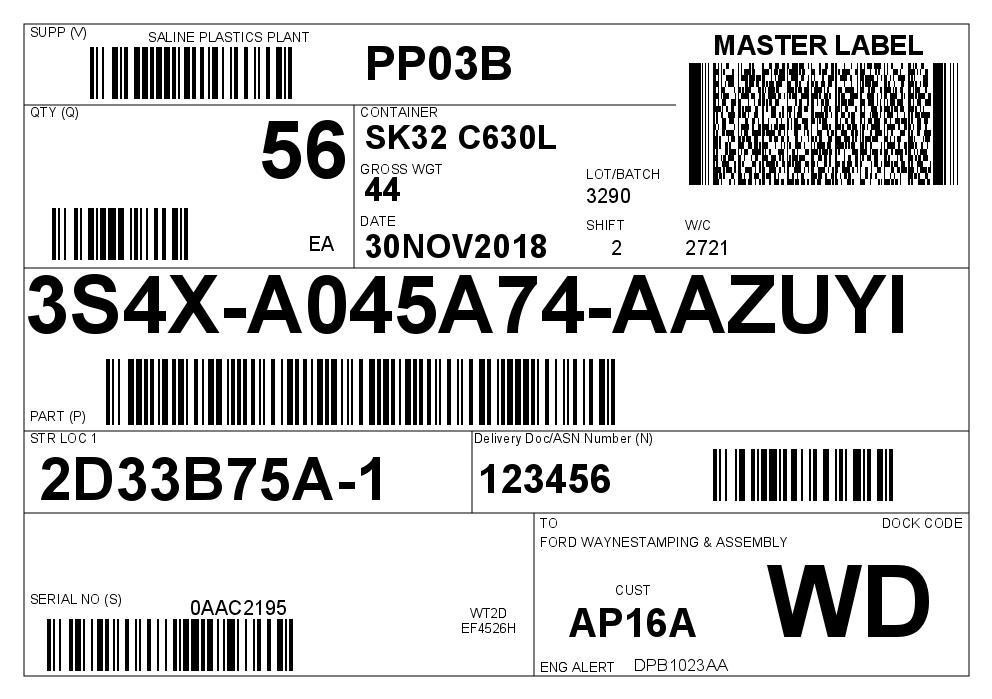 Ford GTL Master