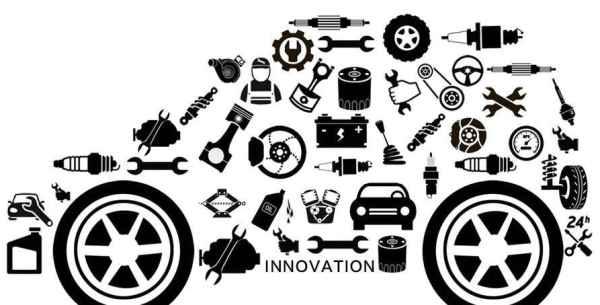 汽车供应链标签