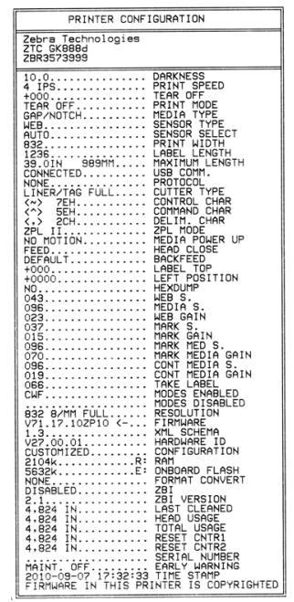GK888d-打印机配置