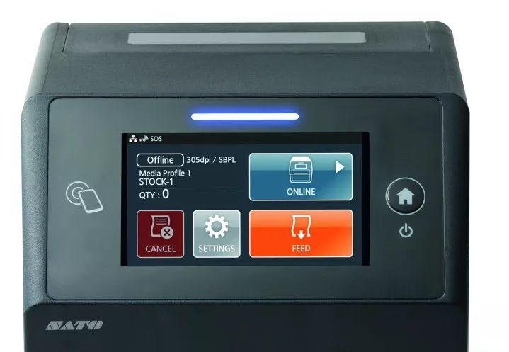 SATO RFID打印机CT4-LX