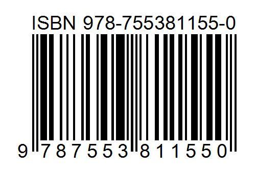 isbn条码标签