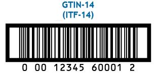 itf-14条码