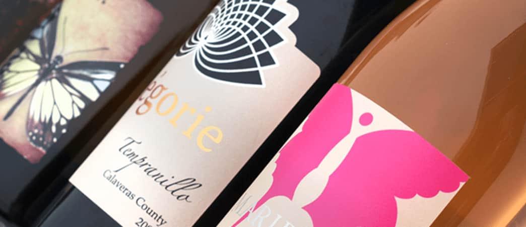 葡萄酒标签